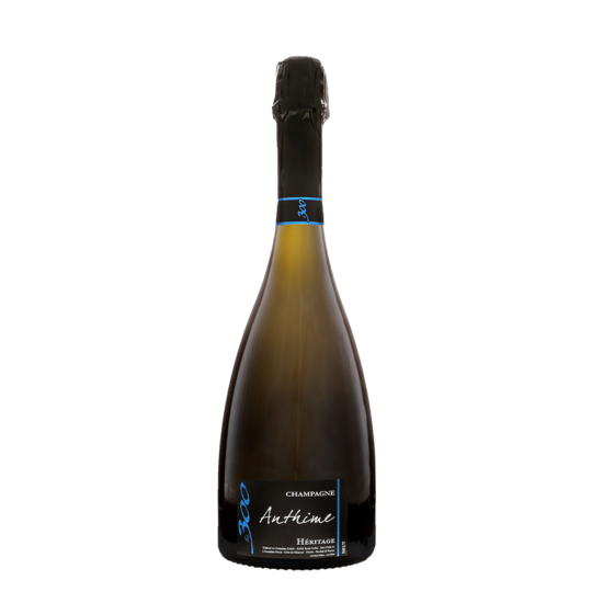 Champagne-Domaine-Collet-Anthime-Heritage-champagne-brut-vinification-fut-de-chene-bouteille