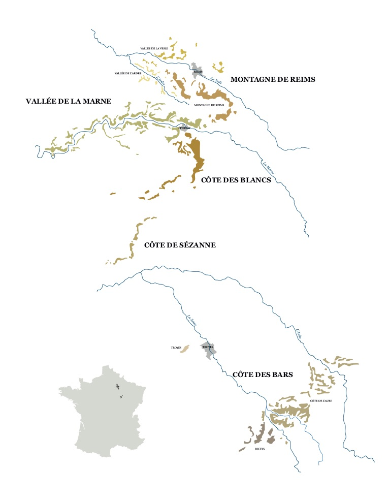 AOC-Champagne-Vignoble-Appellation-Origine-Controlee-Carte-Region