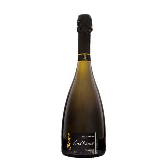 Champagne-Domaine-Collet-Anthime-Extreme-champagne-blanc-de-blancs-vinification-fut-de-chene-bouteille