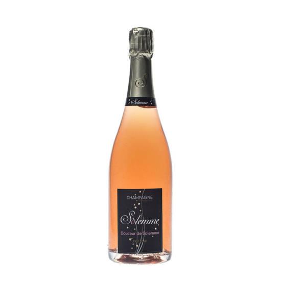 Champagne-Solemme-Douceur-Brut-Rose-1er-Cru-Villers-aux-Noeuds-Bouteille